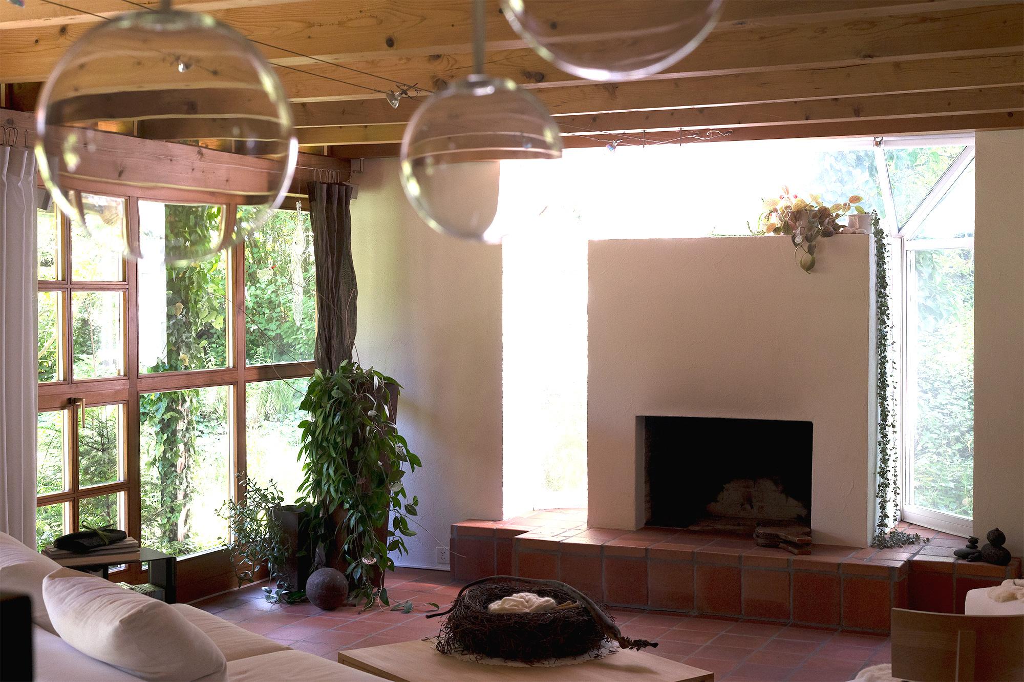 Das Haus an der Taastrasse: Wohnzimmer